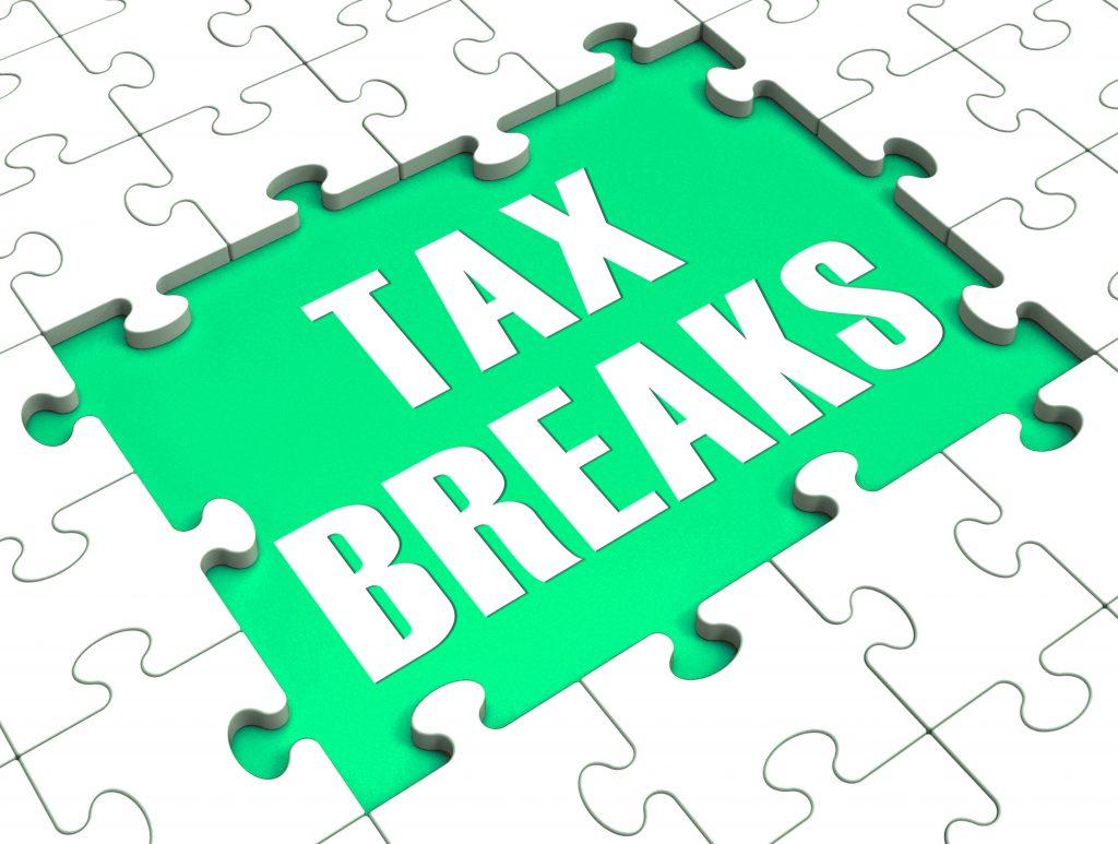common tax breaks